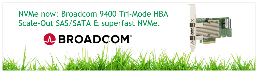 Broadcom NVMe HBA