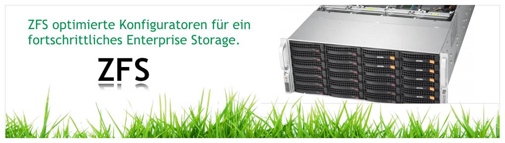 ZFS ready Storage