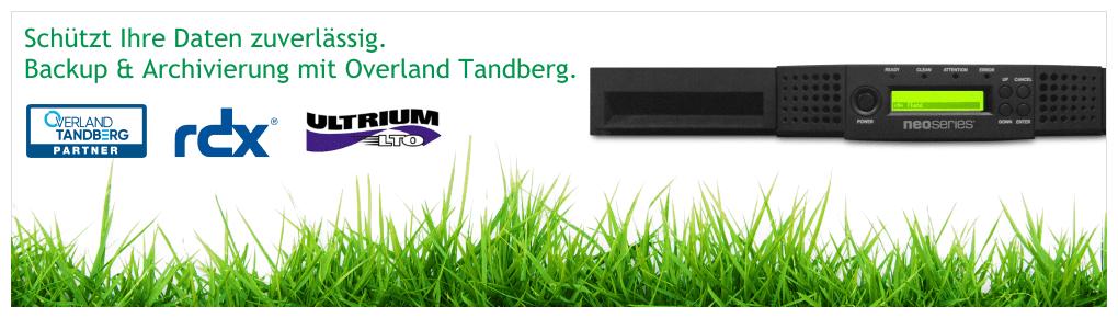 Overland Tandberg Streamer