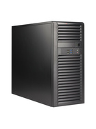 "Supermicro CSE-732D4-500B Tower Chassis 4x3,5"" 500W"