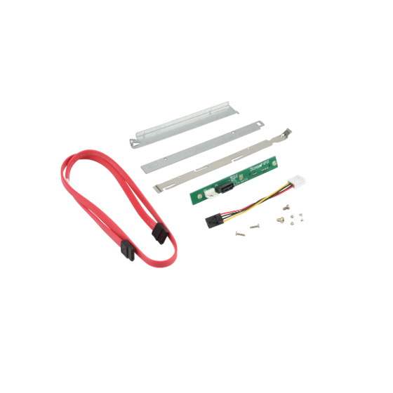 Supermicro MCP-220-81502-0N CSE-213/813/113/815/825/836/842 Slim SATA DVD Kit