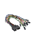 Supermicro CBL-0084L Front Panel Cable 16-pin Split 15cm