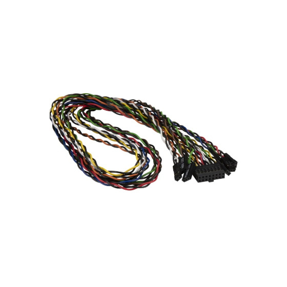 Supermicro CBL-0068L Front Panel Cable 16-pin Split 30cm