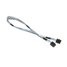 Supermicro CBL-SAST-0532 SFF-8643 to SFF-8643 internal cable 50cm