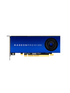 AMD Radeon Pro WX 3200 4GB 4x miniDP Low-Profile 50W