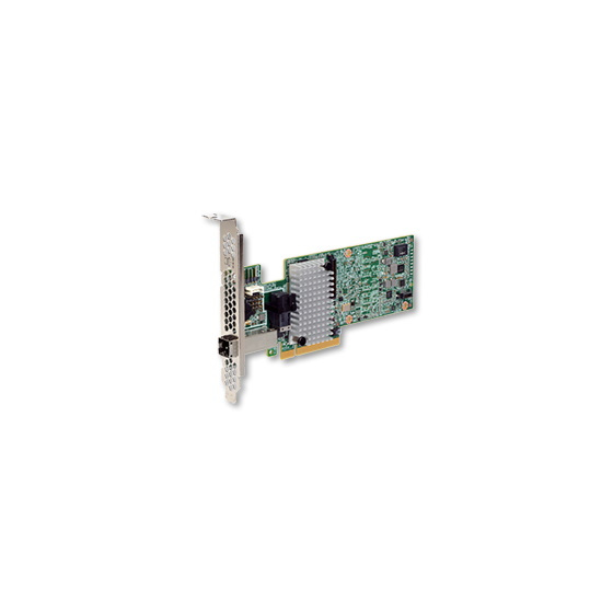 Broadcom MegaRAID 9380-4i4e 8-Port SAS/SATA 12Gb/s 1GB