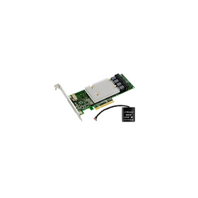 Microsemi Adaptec SmartRAID 3154-16i 16-Port SAS/SATA 12Gb/s 4GB /w ZMCP