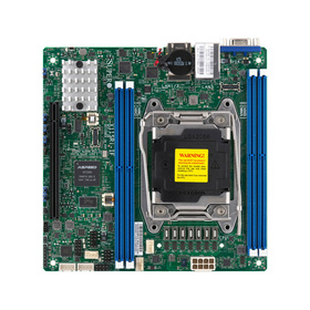 Supermicro X11SRi-IF max. 512GB 2xGbE 2xU.2 IPMI mini-ITX