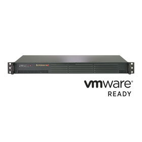 Supermicro 1U UP Xeon D-1500 Broadwell-DE Server VMware ready