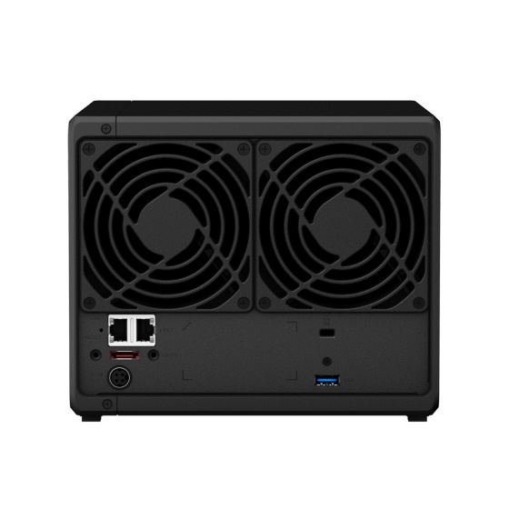 Synology DS918+ 4-Bay 4-Core 4GB 2x1GbE