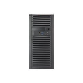 Supermicro SuperServer SYS-5039C-T Tower max. 128GB 2xGbE Workstation S1151v2