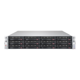 "Supermicro SuperServer SYS-6029P-WTRT 2U max. 3TB 2x10GbE 12x3,5"" 2x1200W WIO S3647"