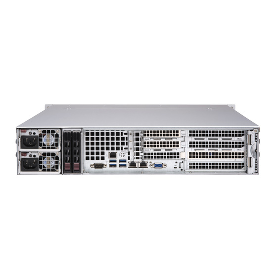 Supermicro SuperServer AS-2113S-WN24RT 2U max. 4TB 2x10GbE 24xNVMe 2x1200W UP SP3