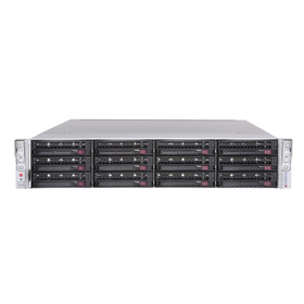 "Supermicro SuperServer AS-2023US-TR4 2U max. 8TB 4xGbE 12x3,5"" WIO 2x1600W DP SP3"